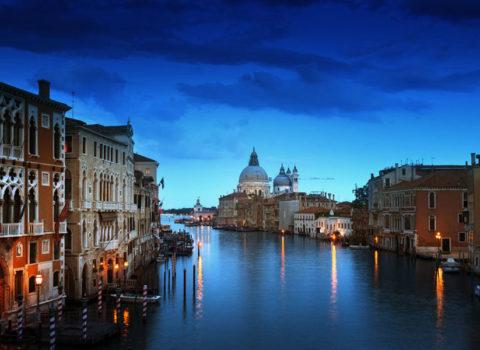 La terrazza di Venezia
