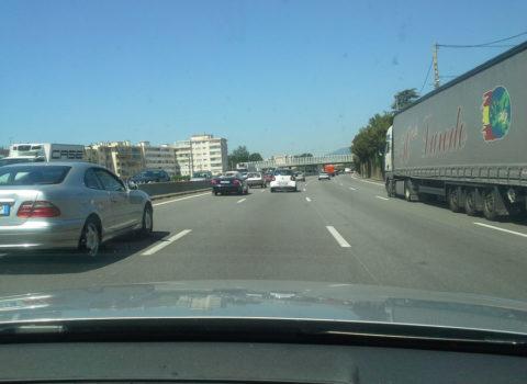 Viaggio verso Cannes