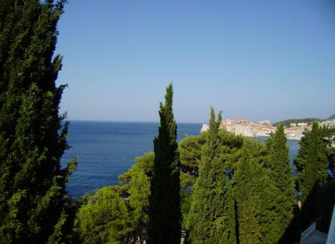 Panorama a Dubrovnik