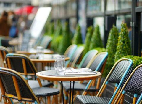 Brasserie sugli Champs